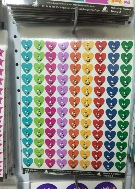 Hearts & Emotions Teacher Stickers